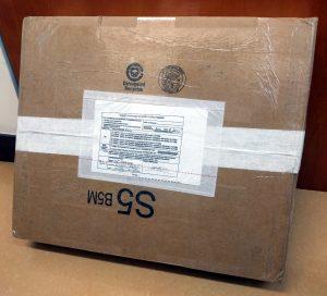 XPS 15 开箱前